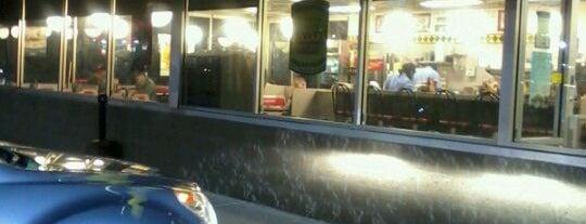 Waffle House is one of Restaurants I like.
