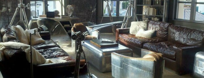 Restoration Hardware is one of Rock Star.