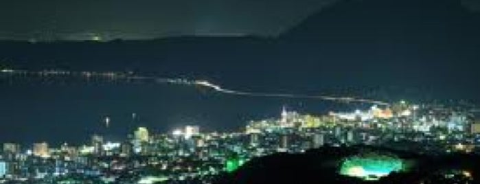 十文字原展望台 is one of 日本夜景遺産.