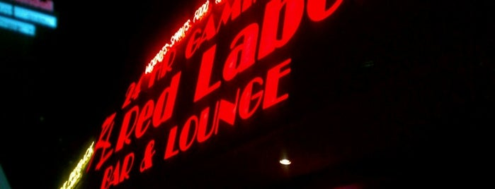 Red Label Bar/Lounge is one of Best Bars in Las Vegas to watch NFL SUNDAY TICKET™.