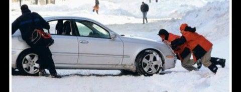 Snowcation in Hothlanta is one of Tempat yang Disimpan Carl.