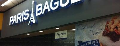 Paris Baguette is one of สถานที่ที่บันทึกไว้ของ Pete.