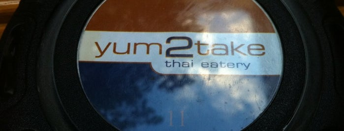 Yum2Take is one of Munich.