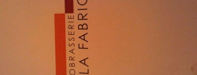 La Fabrique is one of Damla'nın Beğendiği Mekanlar.