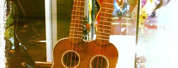 Davis Guitar Music Centre is one of Conor: сохраненные места.