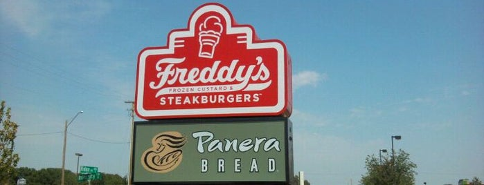 Freddy's Frozen Custard is one of Restaurants I've Tried.
