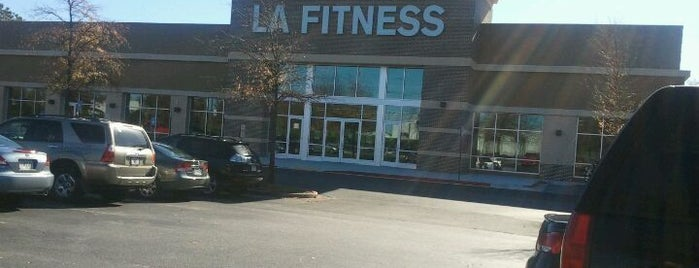 LA Fitness is one of 416 Tips on 4sqDay 2012.