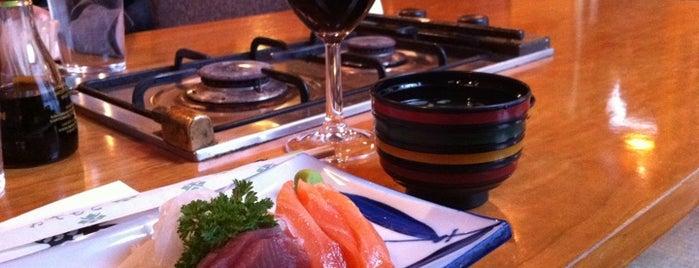 Kabuki is one of Sushi Sampler.