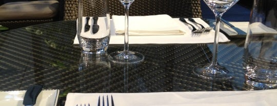 The Grand Mark Prague is one of Top 10 Guide to the Best Restaurants in Prague.
