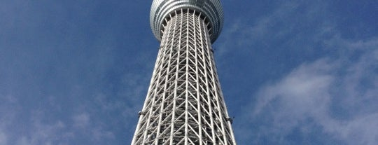 Tokyo Skytree Station (TS02) is one of World Heritage Sites List.