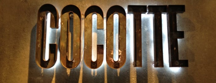 Cocotte (Communal-Restaurant-Bar) is one of Makan Singapore.