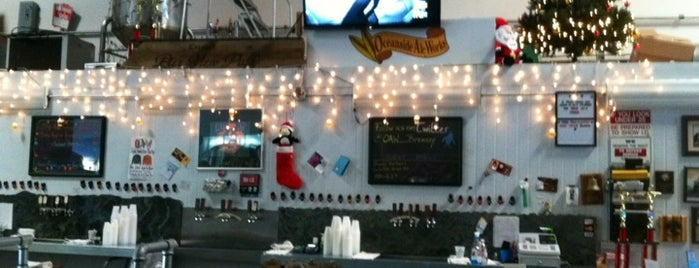 Oceanside Ale Works is one of San Diego Breweries.