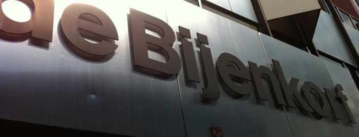 De Bijenkorf is one of สถานที่ที่ Kevin ถูกใจ.