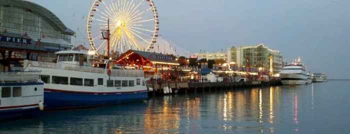 Navy Pier is one of Best Places to Check out in United States Pt 6.