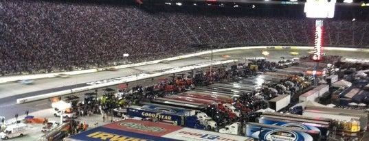 ブリストル・モーター・スピードウェイ is one of My NASCAR.
