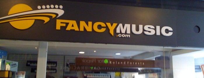 Fancymusic.com is one of Santiago Centro 2.