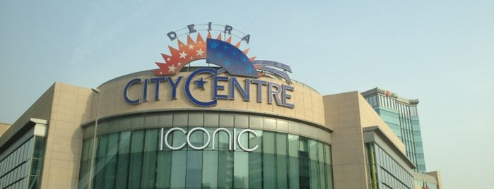 City Centre Deira is one of Malls.