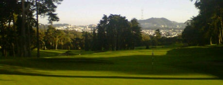 Bay Area Golf Courses