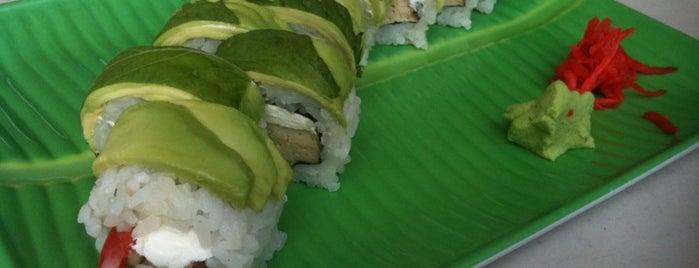 Sushi Tree is one of Global Vegetarian.