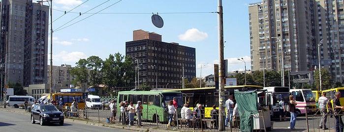 Площа Героїв Бреста is one of Авто.