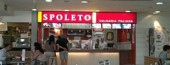 Spoleto Culinária Italiana is one of Locais curtidos por Cledson #timbetalab SDV.