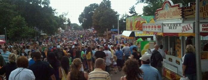 Minnesota State Fair is one of Around MN.