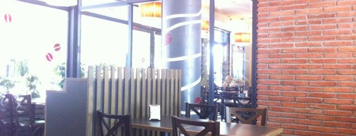 Café Torino is one of barri besos mar poble nou.