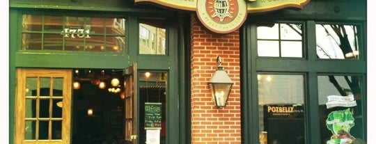 Potbelly Sandwich Shop is one of All-time favorites in United States.