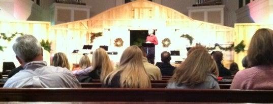 Apex Baptist Church is one of Steve'nin Beğendiği Mekanlar.
