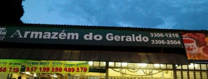 Armazém do Geraldo is one of Posti che sono piaciuti a Rogerio.