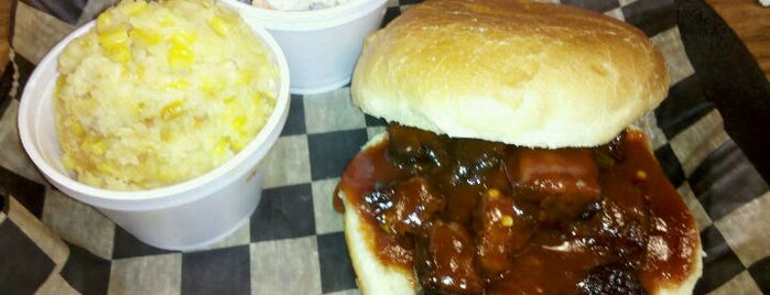 Oinkadoodlemoo is one of Favorite Places to Get BBQ around Dayton, Ohio.