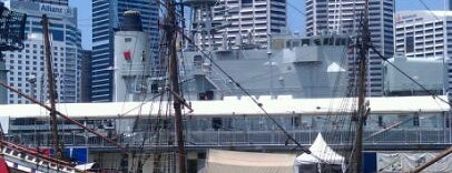 Australian National Maritime Museum is one of Australia & New Zealand.