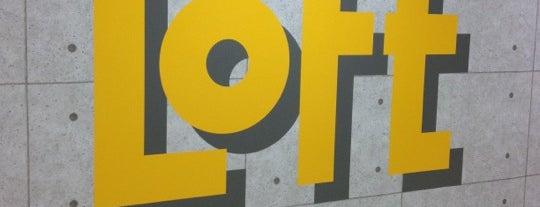 Loft is one of Tokyo & Yokohama.