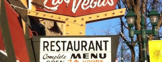 Las Vegas Restaurant is one of Roadretro 님이 좋아한 장소.