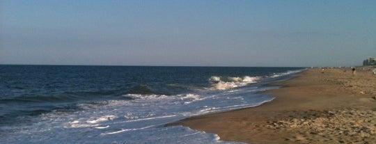 Fenwick Island Beach is one of Delmarva - Eastern Shore.