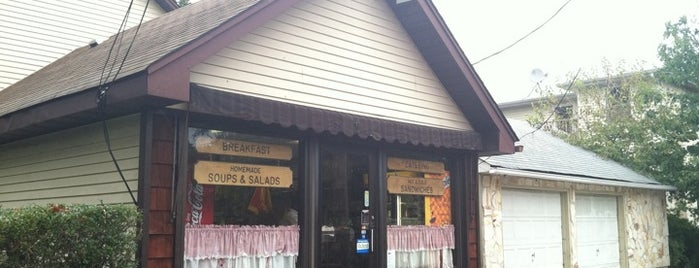Wilkes country deli is one of Jersey Eats.