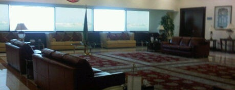 Al Majlis VIP Lounge is one of AIRPORTS world.