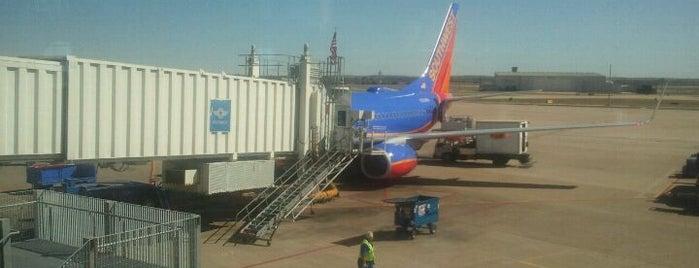 Aeroporto Internacional de Austin-Bergstrom (AUS) is one of Airports - worldwide.