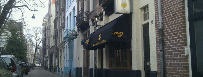 Belgisch Bierproeflokaal De Zotte is one of Amsterdam, best of..