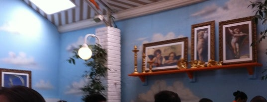Cozinha dos Anjos is one of Lugares que recomendo - SP.