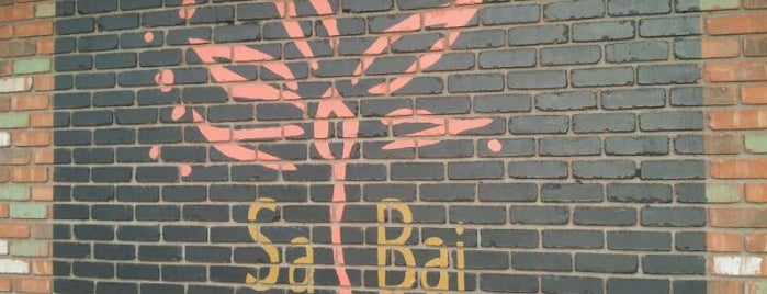 Sa Bai Modern Thai is one of Asian food.