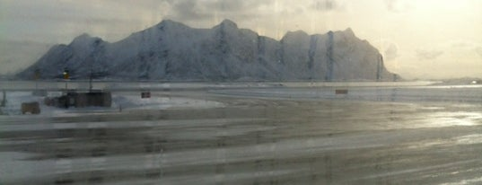 Svolvær Lufthavn, Helle (SVJ) is one of Airports - Europe.
