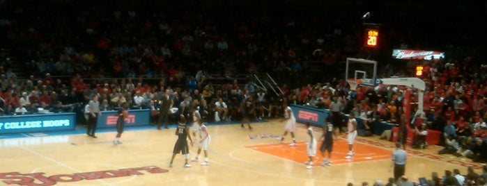 Madison Square Garden is one of NYC must!!.