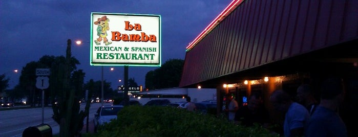 La Bamba Mexican and Spanish Restaurant is one of Weeknight.