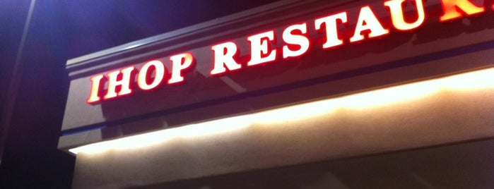 IHOP is one of Must-visit Diners in Springfield.