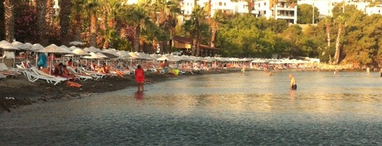Meteor Beach is one of bodrum fav.