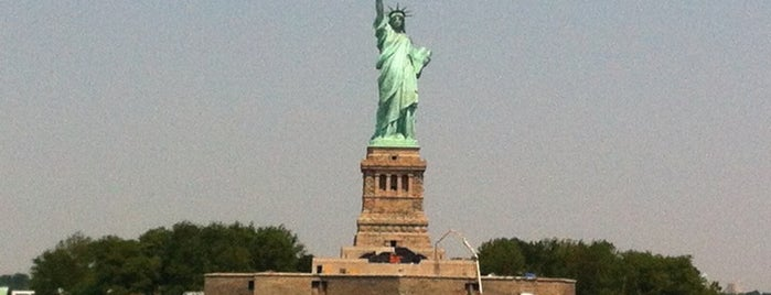 Statue de la Liberté is one of My tips collection of New York City.
