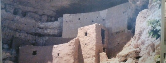 Montezuma's Castle is one of Places to Check Out in Phoenix.