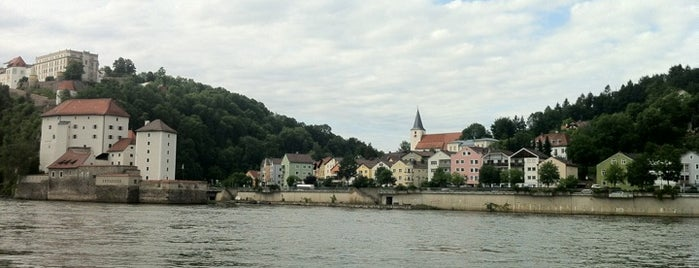 Passau is one of Locais curtidos por Fatma.