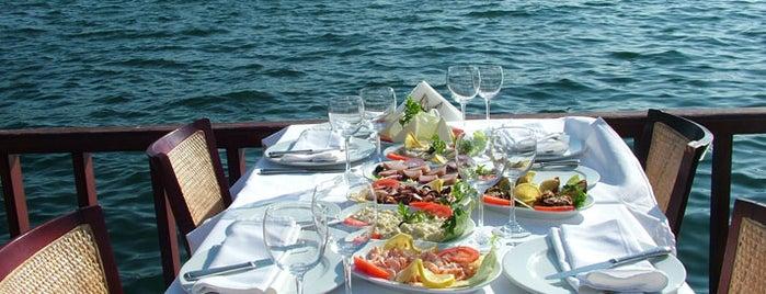 Poseidon is one of İstanbul'daki Balık Restoranları.